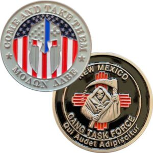 2020 NM Gang Conference Challenge Coin