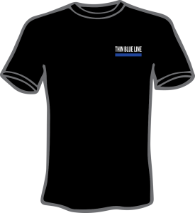 Our Lives Matter T-shirt front